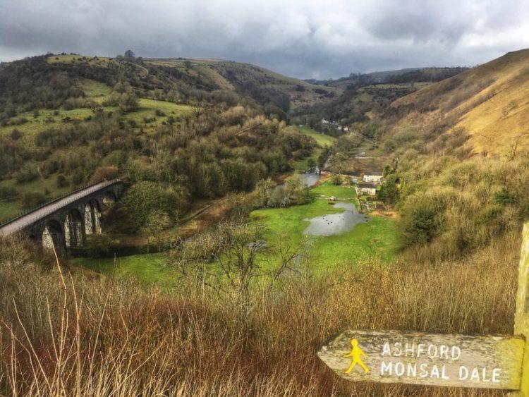 Monsal Head walks in Derbyshire, England
