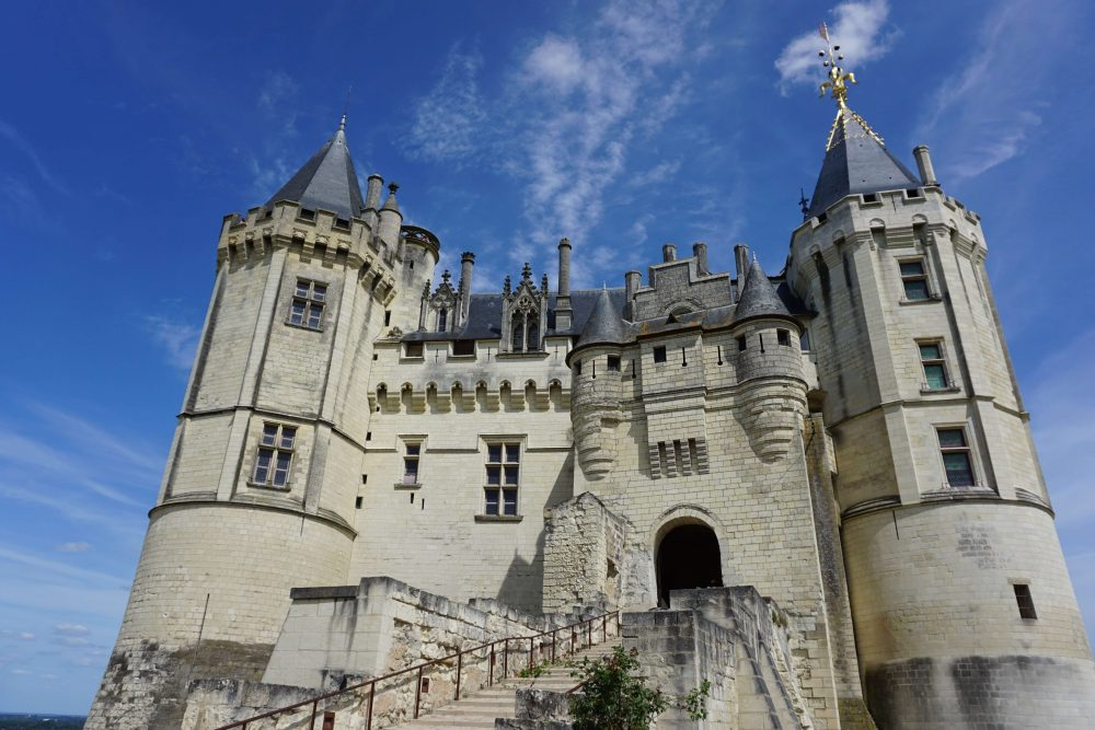 holidaying in the loire, france areas