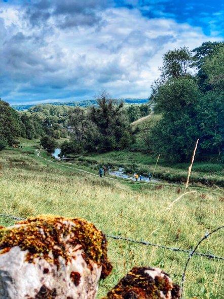 River Bradford Youlgreave