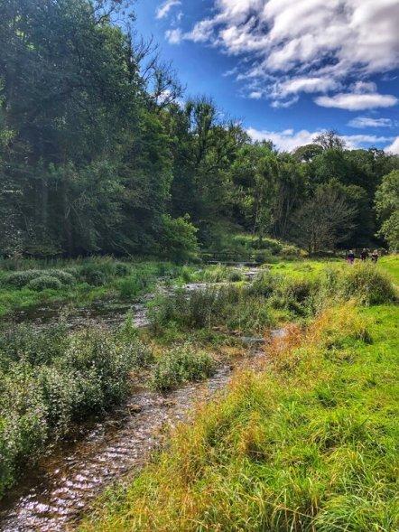 Youlgreave river walk, Peak District