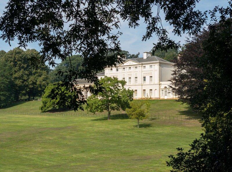 Kenwood House, Hampstead England. National Trust in London