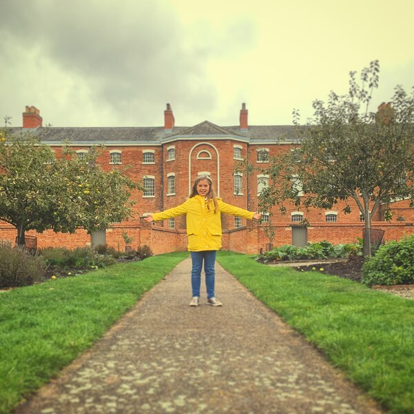 Visit Southwell workhouse ran by the national trust - a great day out for kids and adults alike