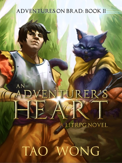 Adventurer's Heart Cover