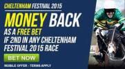 William Hill Cheltenham Festival Bet Offer
