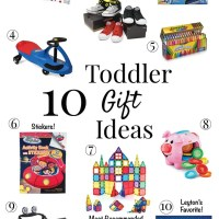 Toddler Gift Ideas from the Lovies!
