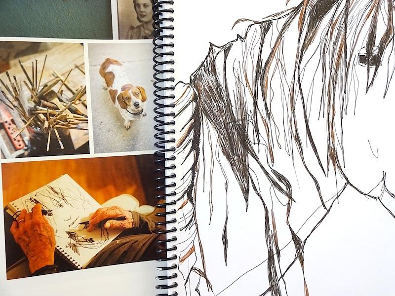 Gino & My Sketching 288
