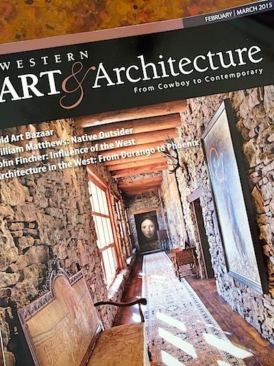 Magazine Cover 291