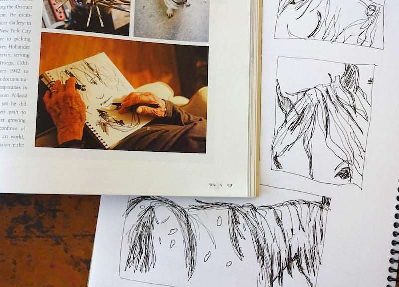 More Sketching 289