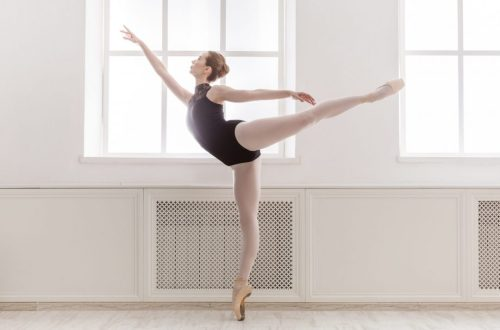 ballet with incontinence