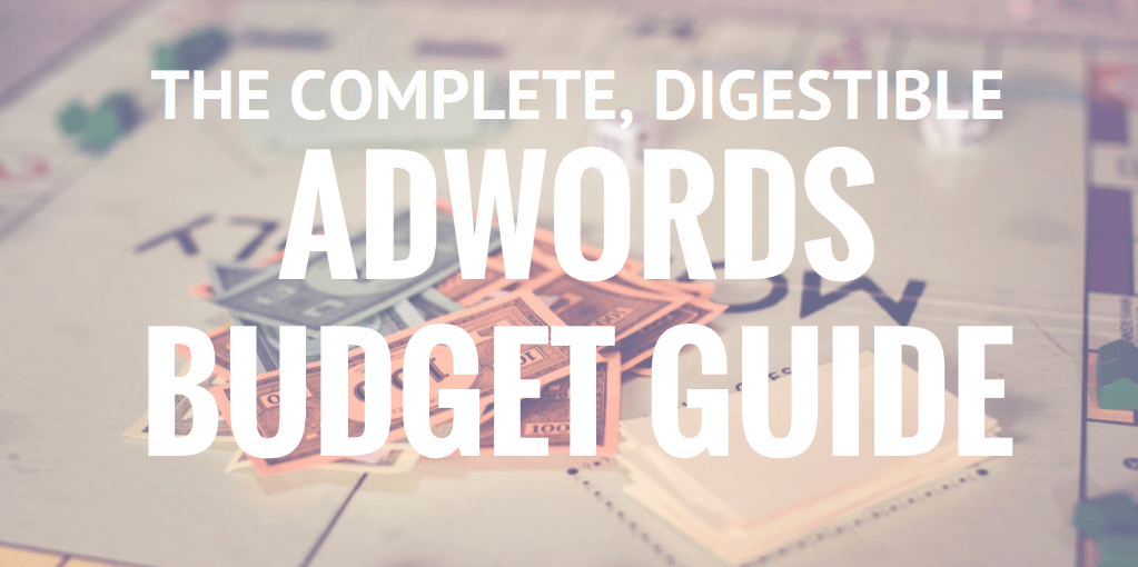 The Complete, Digestible Guide to AdWords Funds