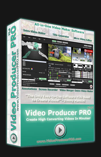Video Producer PRO Review And Bonus