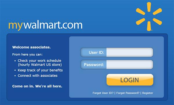 Employee Portal Walmart