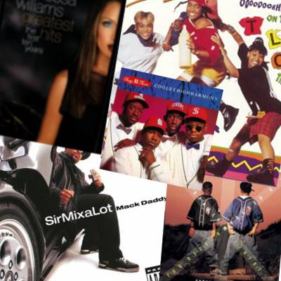 Top Hits of 1992