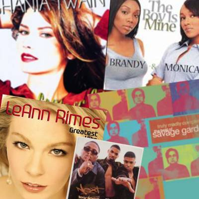 Top Hits of 1998