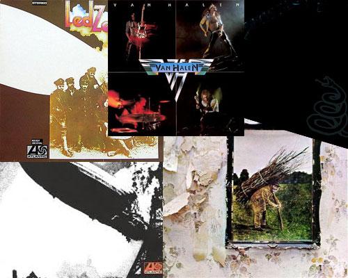 Top Heavy Metal Albums
