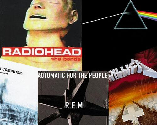 Top Rock Music Albums