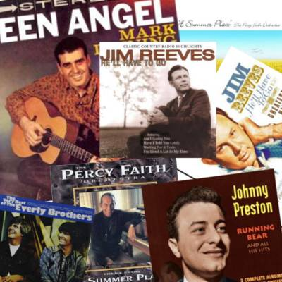 Top Hits of 1960