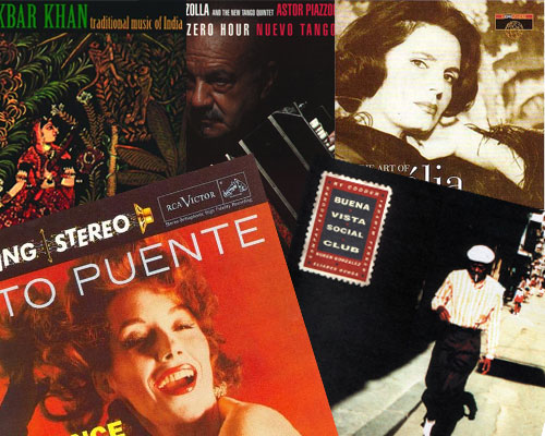 Top World Music Albums