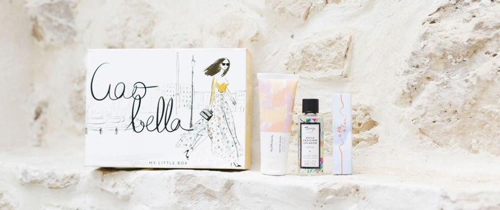 haul boite lettres produits cosmétiques avril