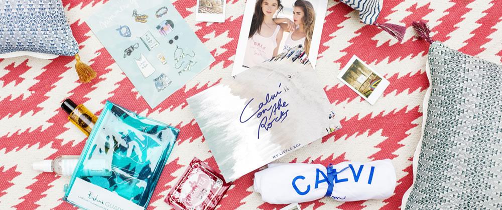haul boite lettres produits cosmétiques mai