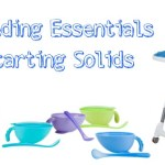 Top 7 baby feeding essentials for starting solids