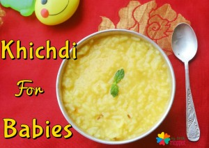 khichdi for babies