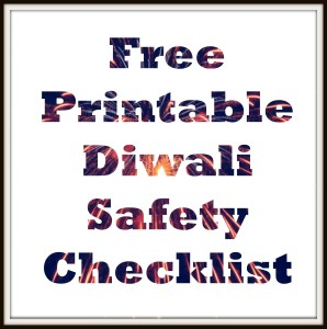 diwali safety checklist