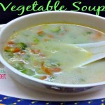 Mixed Vegetable Soup for Babies & Toddlers