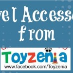 Must Have Travel Accessories for Kids from Toyzenia
