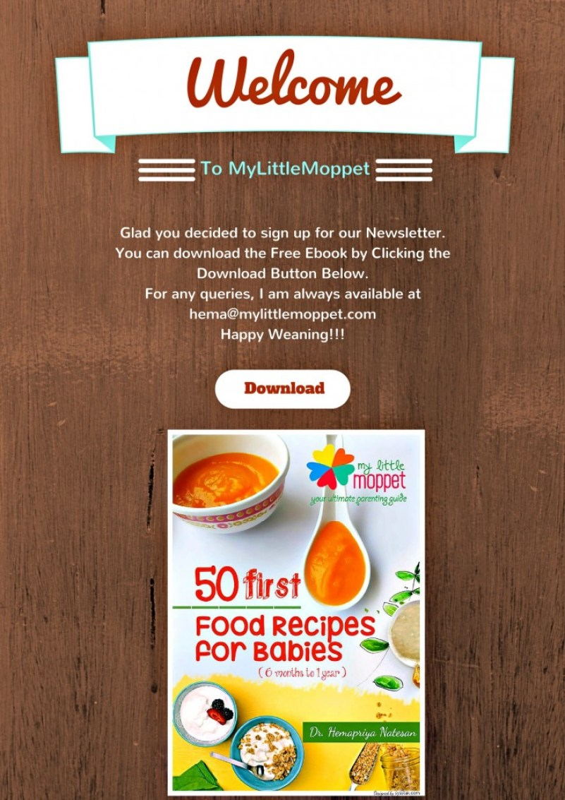 Thank you my little moppet 50 first food recipe ebook download forumfinder Image collections
