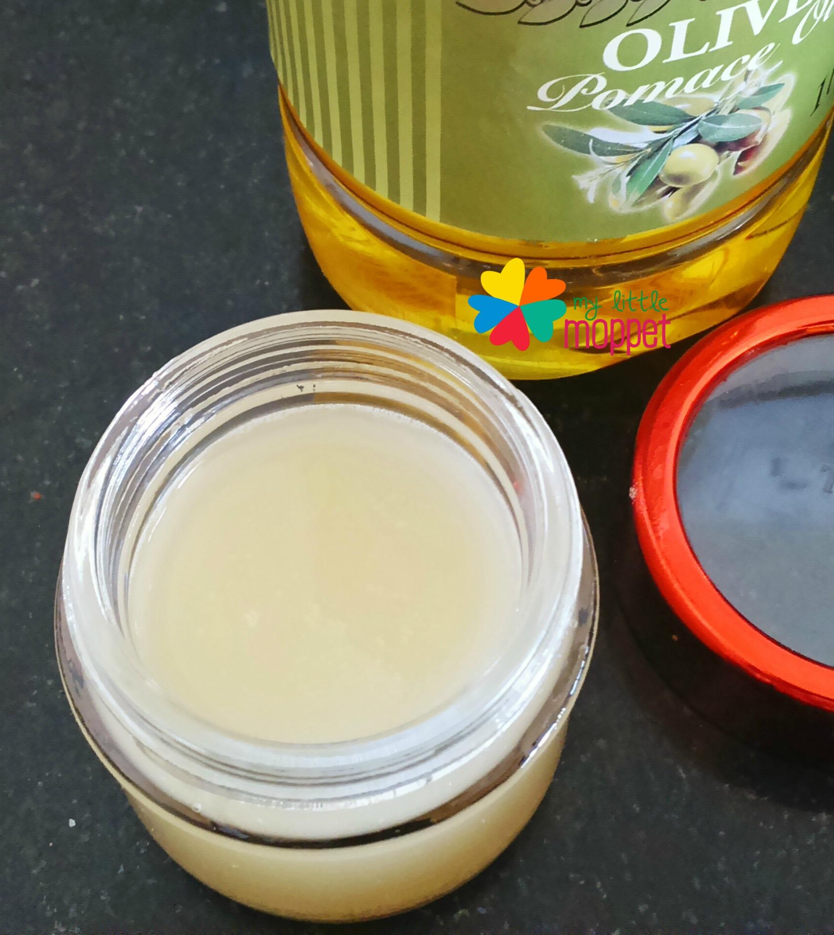 Homemade Moisturizer For Dry Skin In Children My Little