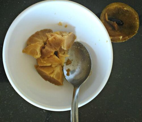 chikoo sapota sapodilla puree for babies