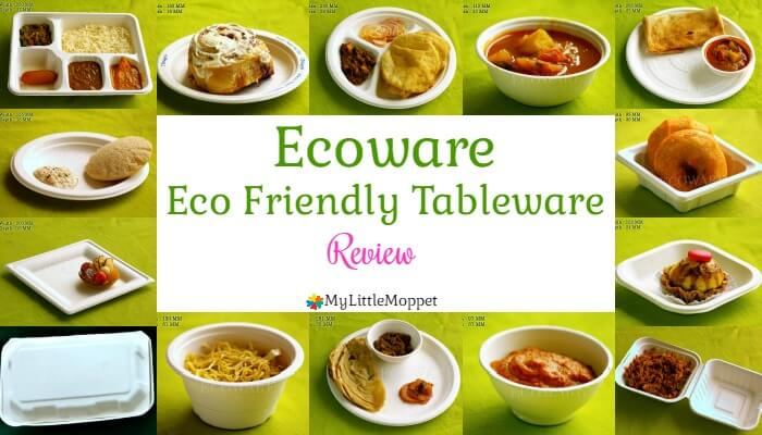 Ecoware ecofriendly tableware review MyLittleMoppet  sc 1 st  My Little Moppet & Ecoware - Eco friendly Tableware Review