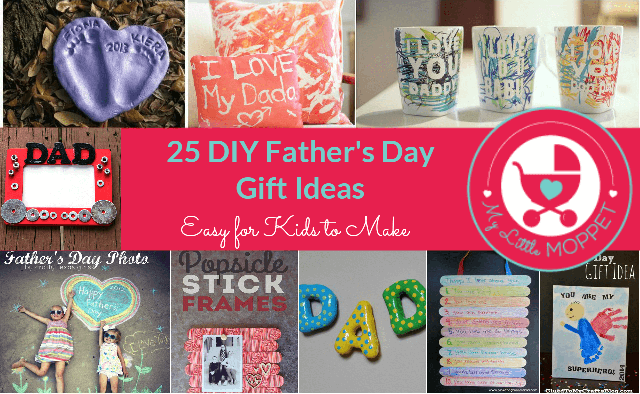 25 easy diy fathers day gift ideas easy inexpensive fathers day gift ideas negle Image collections