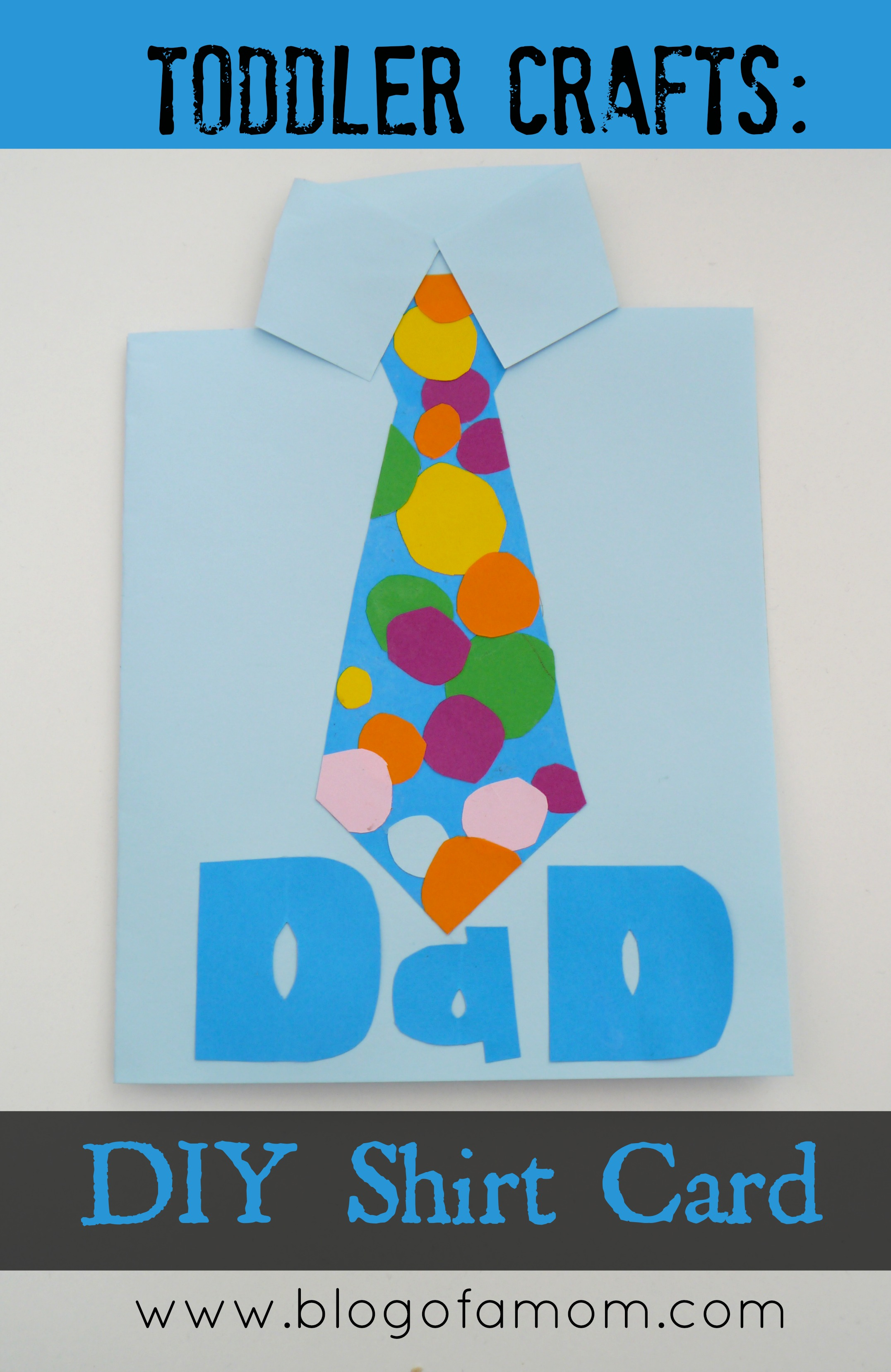 10 Easy Father S Day Cards For Toddlers To Make