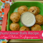 jowar balls