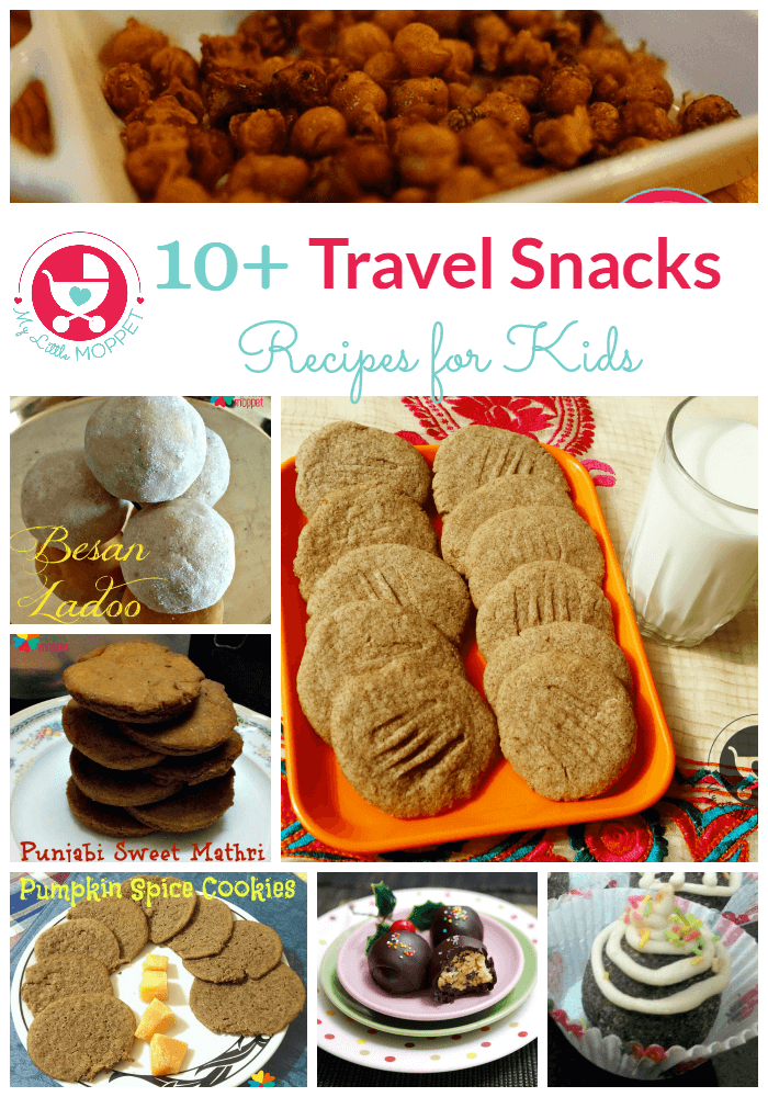 Travel Snacks Recipes For Babies And Toddlers