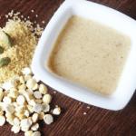 wheat dalia porridge