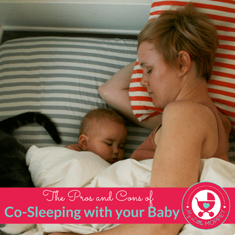 The Pros And Cons Of Co-Sleeping With Your Baby