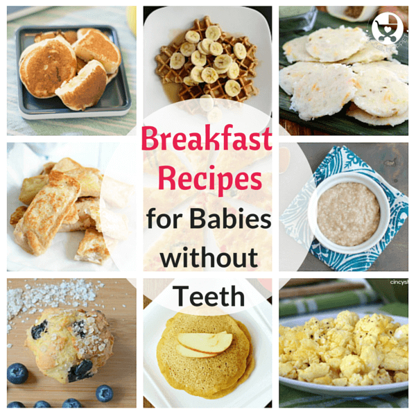 Finger Food Breakfast Ideas For  Month Old