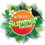 Enjoy as a Family at the Treebo Summer Carnival!