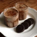 chocolate cookie smoothie