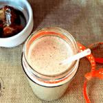 kerala banana dates milkshake