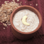red rice poha kheer