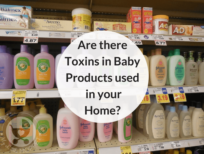 toxins in baby products