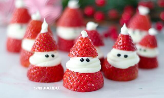Merveilleux Cute Christmas Treats For Kids