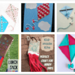 10 Easy Kite Crafts for Kids