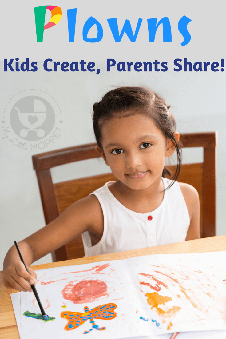 Do you want to preserve your kids' artwork but don't want your home looking like a junk yard? Try Plowns App, where you can save your kids' work forever!