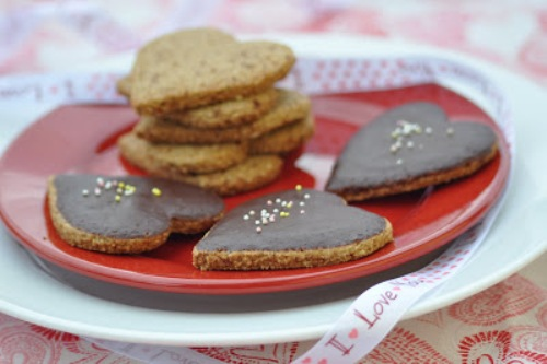 Healthy Heart Shaped Recipes for Kids