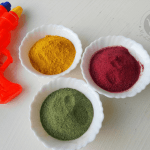 3 Ingredient Natural Holi Colors Recipe